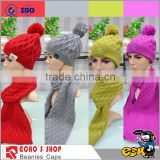 wholesale knitted scarf beanie and glove set,winter beanie hats,knitting hat,crochet patterns