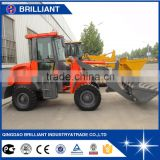 Top Quality 1.6t Vacuum Loader Grain Front End Loader for Foton Tractor