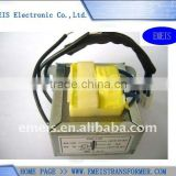 high frequency EI transformer with lead cable