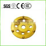 "4"" 5"" 7"" PCD Cup Wheel for coating removal"