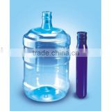 18.9L or 5 Gallon PET material big bottle/water bottles for clearwater/like PET water bottles for drinking spring water