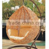 New design egg shaped wicker chairs cheap hanging chairs