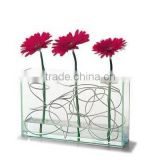 Customized acrylic displays ,acrylic vase displays,acrylic cylinder display