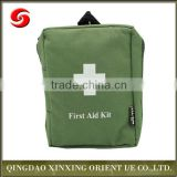 Hot sale military medical first aid kit empty bag / army nylon emergency first kit Bag