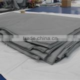 plastic hot pvc insulated tarp for tent/pe truck cover/quantity truck camper shell for sale