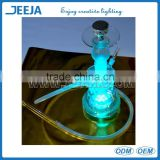 Event & Party Supplies Color Changing Led Art Hookah Light/Waterproof Glass Hookah Light Base