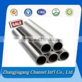 Gr9 titanium pipes for bicycle frames JiangSu China