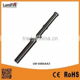 Lumifire LM-48AAA3 Aluminum Multi-use Baseball Bat Long Length LED Flashlight
