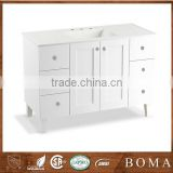 "New modern whole sale 48"" high quality bathroom vanity cabinet"