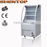 Shentop 2015 showcase for store used coca cola display cooler STYLG-B Commercial supermarket showcase refrigerators