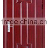wood compound door