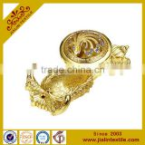 Curtain accessory zinc alloy acrylic diamond curtain hooks types tassel holder                                                                         Quality Choice