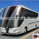 the chassis design for bus
