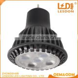 China Best quality and price 3W 5W 7W COB Spotlight Lamp Dimmable GU10 MR16 LED Bulb Spot light led