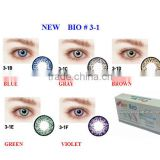 New Bio Korea circle cosmetic lenses popular color contact lens cheap color contacts 15colors in stock                                                                         Quality Choice