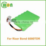 Ni-MH 7.2V 3900mAh Battery For Riser Bond RD6000, 6000, 6000DSL 6000TDR multi function cable test analyser 61/160-0038-00