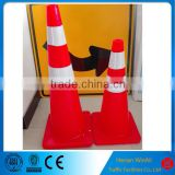 low factory price Reflective traffic Cone pvc cones