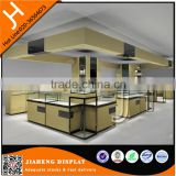 High End Top Quality Mall Jewelry Kiosk For Sale