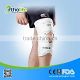 OL-KN881 Knee Immobilizer 3 panels Orthopedic Medical Knee Support Pads