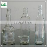 hot sale glass bottle with tap, wine bottles wholesale, made in China