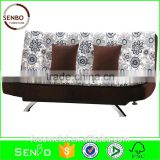 2015 latest design sofa bed double deck bed / weight of sofa bed / 3 fold sofa bed mechanism