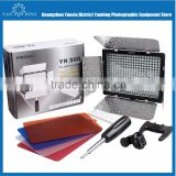 Full function Yongnuo YN-300 LED video light for camera DV camcorders with 300pcs lights