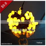 110V LED Festoon belt light ,LED Ball light string Outdoor Christmas Decorative Fairy Lights