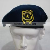 military /police beret