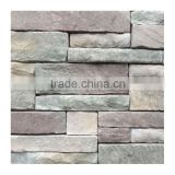 Volume Large Selling Well All Over The World Fiber Cement Board for 3D Wall Stone Cladding