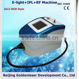 590-1200nm 2013 Importer E-light+IPL+RF Machine Beauty Fine Lines Removal Equipment Hair Removal 2013 Epilator Manual