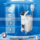 Medical best brand new pigment deposit beauty studio e-light rf hair removal machine