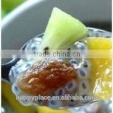 high quality basil seed drink, basil seed bubble tea
