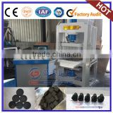 Reliable shisha charcoal tablets making machine palm kernel shell charcoal briquette machine