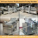 Full Stainless Steel Food Frying Machine Electric automatic french fry machine Gas Restaurant Industrial Use