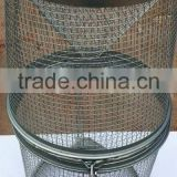 Zinc Plated Shrimp Cage