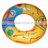 plastic floatable swimming ring
