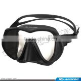 Basalt Single Lens Frameless Silicone Diving Mask