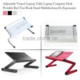 Recliner laptop table,portable folding laptop table Bed Computer Desk Portable Bed Tray Book Stand portable computer desk e tab