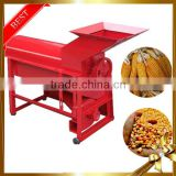 South Korea best sell soybean sorghum millet maize thresher automatic small home sweet corn husker