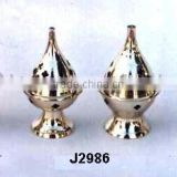Mirror polished Brass Incense Holder for Incense sticks
