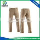Brand Quality 100% Woven Cotton Durable Long cargo pants