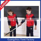 New design track suit for boys and girls ,school kids track suit