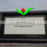 10X6M PVC Tarpaulin Special inflatable removable projection screen