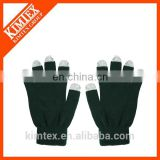 Wholesale winter touch screen magic gloves