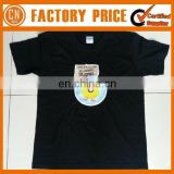 Customized Logo OEM Designed Cotton Heat Transfer Tshirt