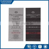 Professional Manufacture Custom Recyled heat transfer label for clothing