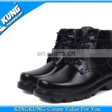 Cheap anti-slip army boots in China for sale