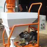 Wall Plastering Machine Single Phase Lacquer Wall