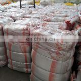 Export to Zambia pp woven transparent bag, sack for food/rice/corn/grain/seeds made in China