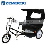 3 Wheels Passenger Electric Motorized Rickshaw For Sale                                                                         Quality Choice